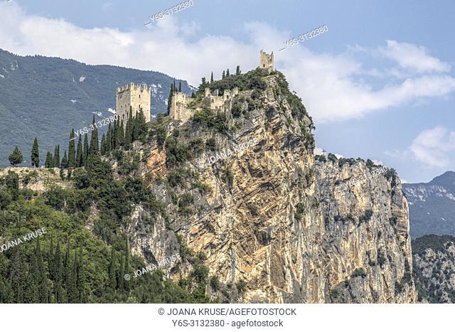 Arco, Lake Garda, Trentino, Italy, Europe