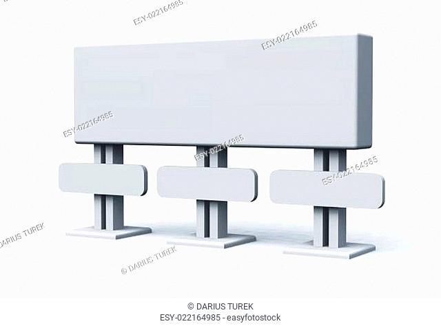 3D - Big Marketing Display - 53