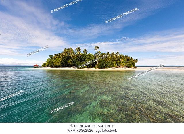 Impressions of Ahe Island, Cenderawasih Bay, West Papua, Indonesia