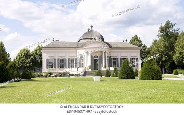 Property of Monastery of Melk, Benedictine Abbey In Wachau Valley in Lower Austria