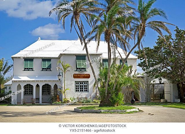 Tom Moore's Tavern, former Walsingham House, Bermuda