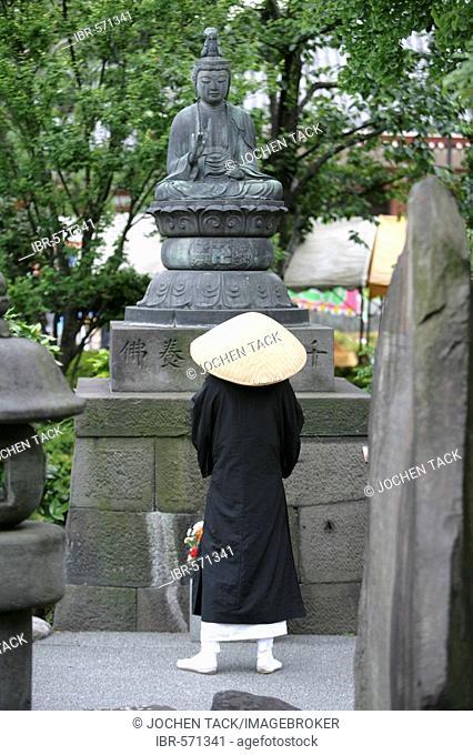 Asakusa-Kannon Temple district, Tokyo, Japan, Asia