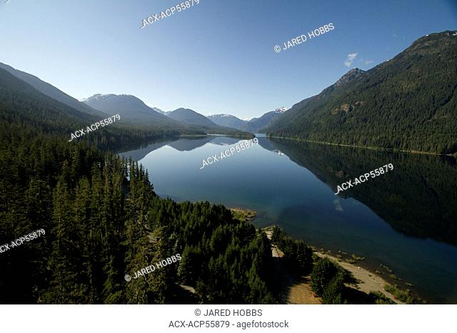 Buttle Lake, Vancouver Island, BC, Canada