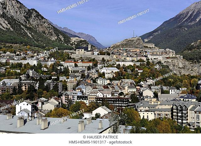 France, Hautes Alpes, Ecrins National Park, Briancon