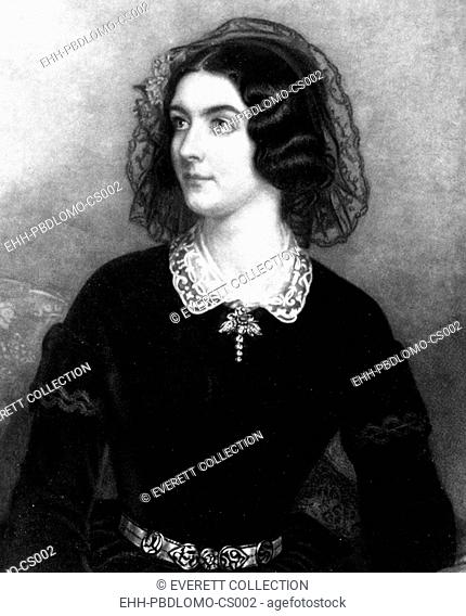 Lola Montez (1821-1861), Irish dancer and Mistress of King Ludwig of Bavaria, circa 1840s. Courtesy: CSU Archives/Everett Collection