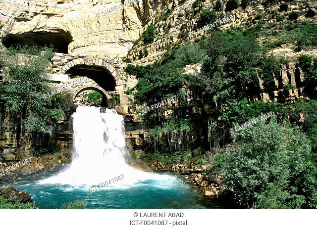 Lebanon, Abraham river