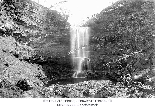 Sedbergh, Ulldale Falls 1891
