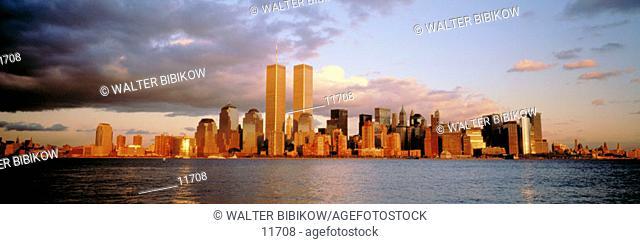 Manhattan. New York City. USA