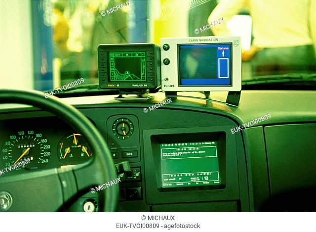 Guidance by GPS satellite