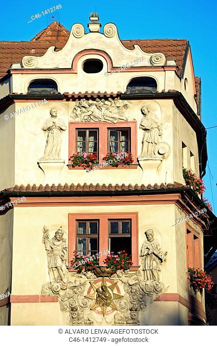 Street, Mala Strana, Prague, Czech Republic
