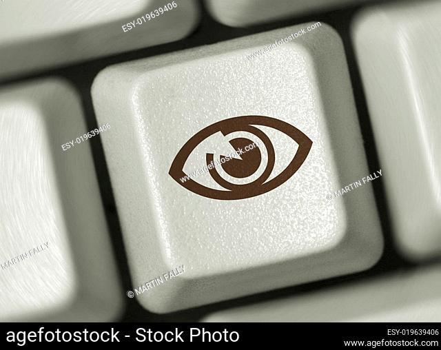 Spionage braun