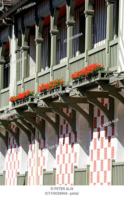 France, Normandy, Deauville, Normandy hotel