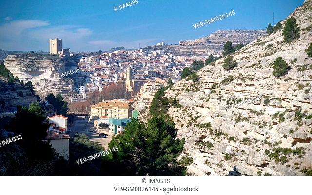 Alcalá del Júcar, Albacete province, Castilla la Mancha, Spain
