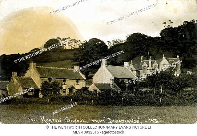 The School, Horton, Chipping Sodbury, near Bristol, Bristol County, England. Taken by Murray Dowding