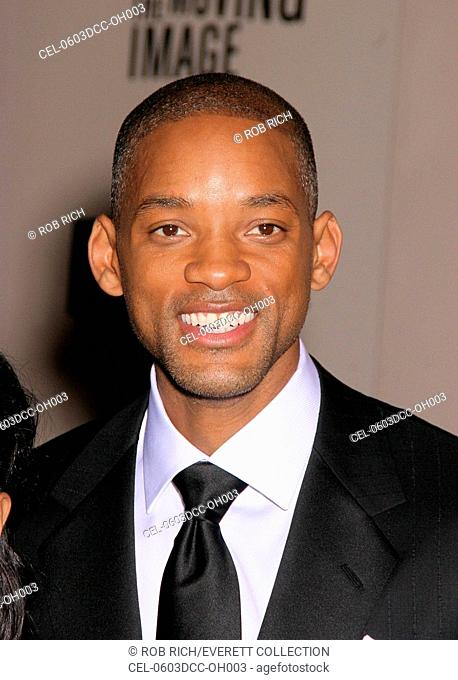 Will Smith at arrivals for Museum of the Moving Image Salute to Will Smith, Waldorf-Astoria Hotel, New York, NY, December 03, 2006