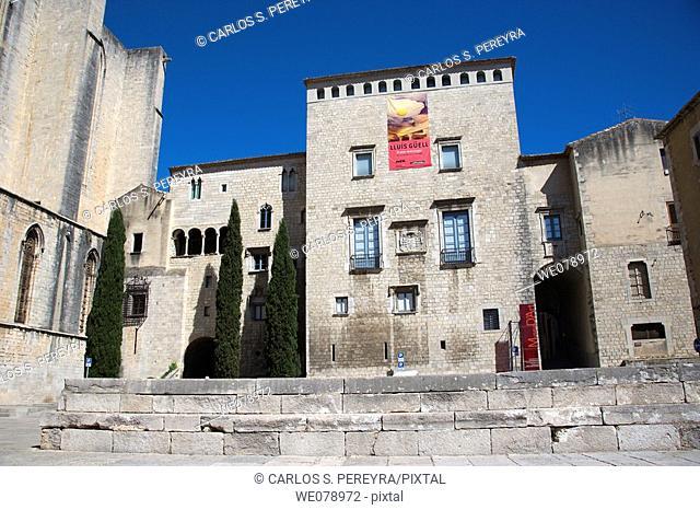 Art Museum, Girona, Costa Brava, Catalonia, Spain