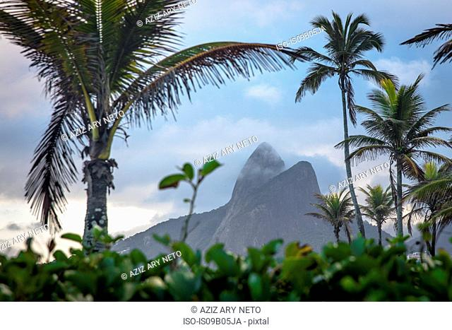 Ipanema, Cagarras islands, Rio de Janeiro, Brazil