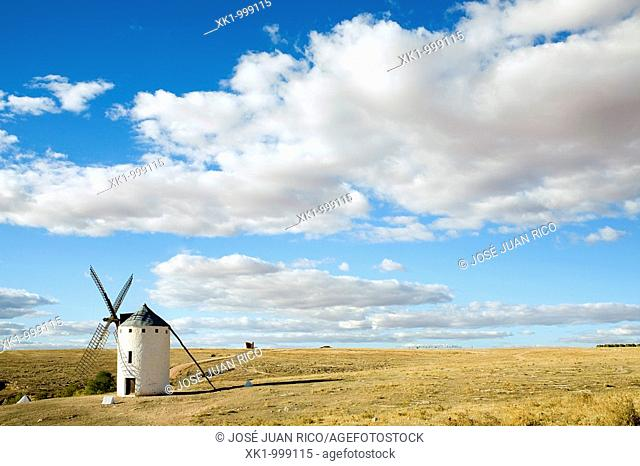 Windmills of Don Quixote, Castilla La Mancha, Spain