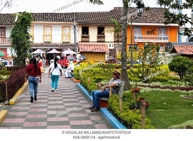 Filandia, Colombia, South America