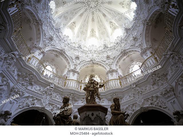 Priego de Cordoba/ Asuncion, Kapelle des Allerheiligsten