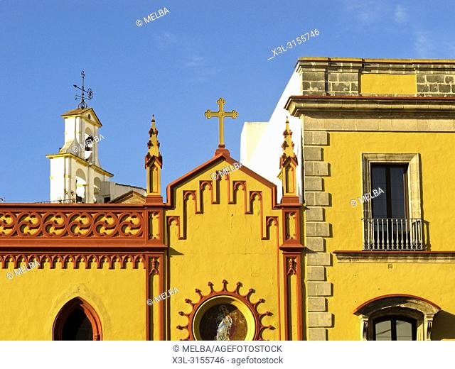 Holy Trinity Church, Jerez de la Frontera. Andalusia. Spain