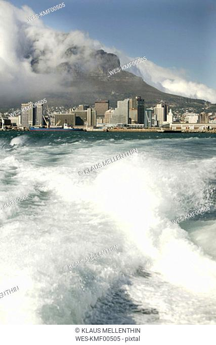South Africa, Waterfront of Cape Town