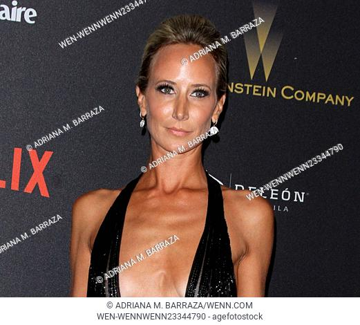 The Weinstein Company & Netflix 2016 Golden Globe After Party held at the Beverly Hilton Hotel Featuring: Lady Victoria Hervey Where: Los Angeles, California