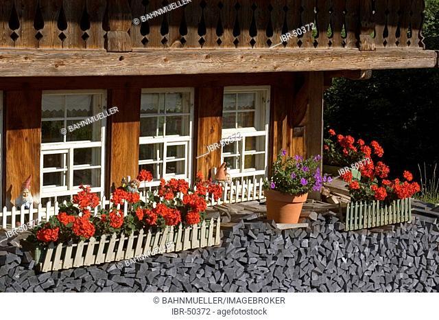 Geschwend southern Black Forest Baden-Wuerttemberg Baden-Württemberg Germany farm house