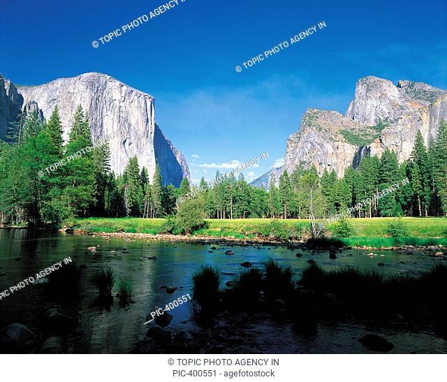 Yosemite National Park,California, USA