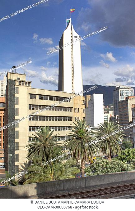 Medellin Center, Medellin, Antioquia, Colombia