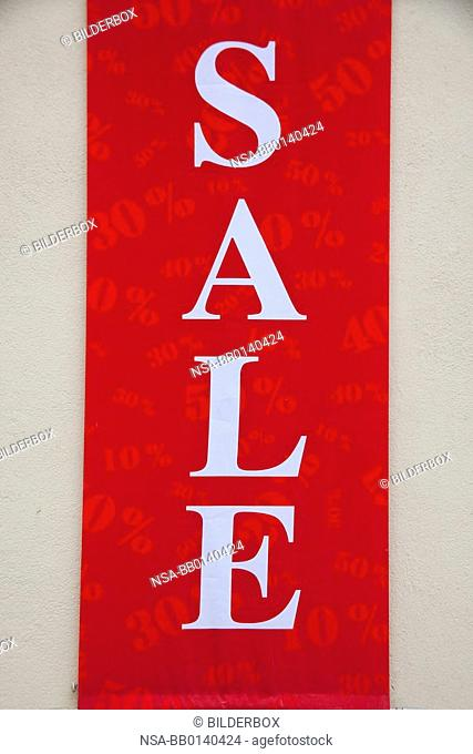 special offer sign for Sale