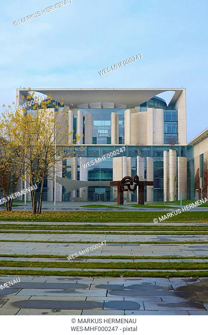 Germany, Berlin, German chancellery