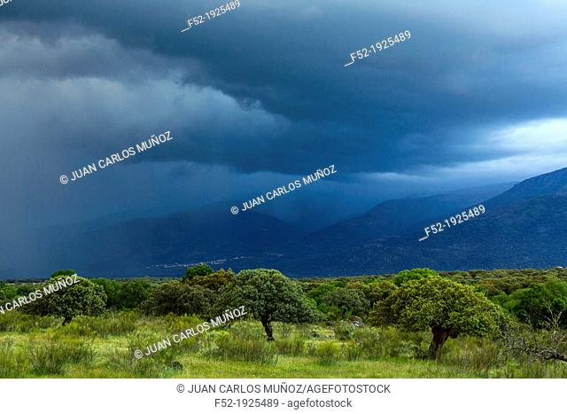 Ambroz valley, Caceres, Extremadura, Spain, Europe