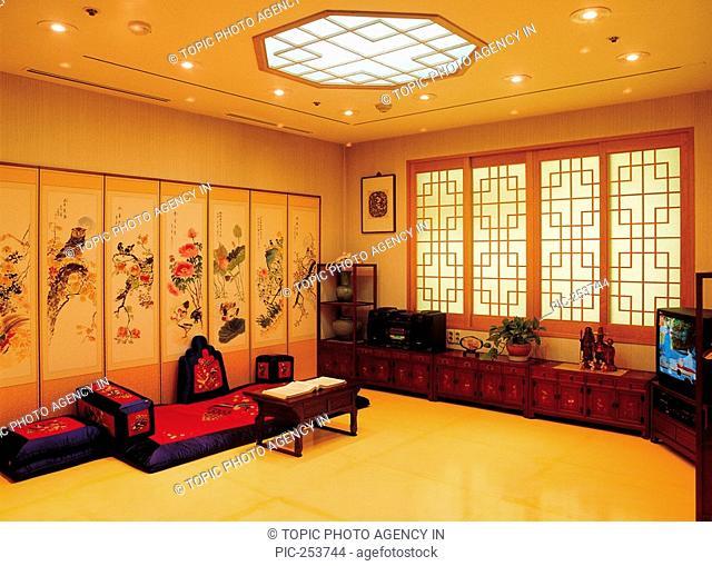 Korean Style Room