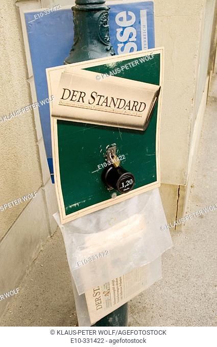 Der Standard, daily newspaper in Austria
