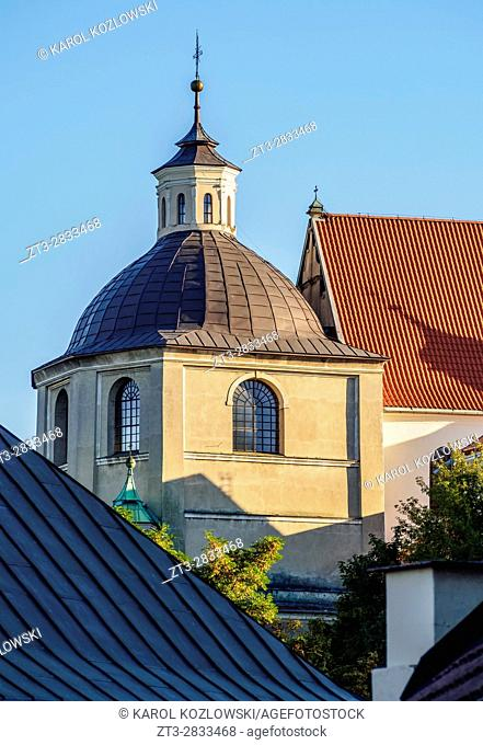 Poland, Lublin Voivodeship, City of Lublin, Old Town, Dominican Priory