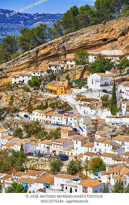 Montefrio, Washington Irving Route, Granada province, Andalusia, Spain
