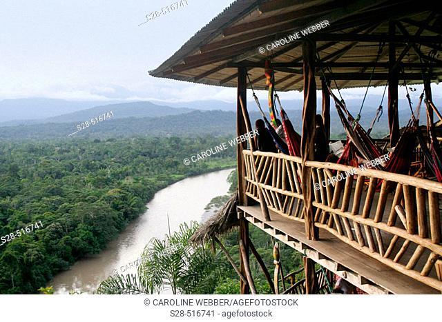 Amazon Jungle Lodge, Ecuador