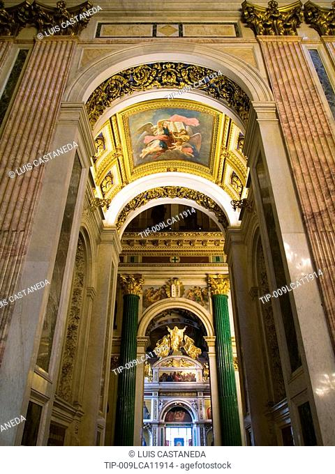 Russia, St. Petersburg, St. Isaac Cathedral