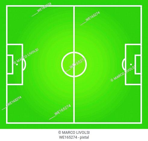 soccer field icon