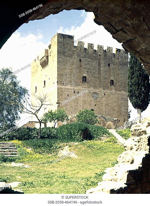 15th Century Knights Castle, Cyprus