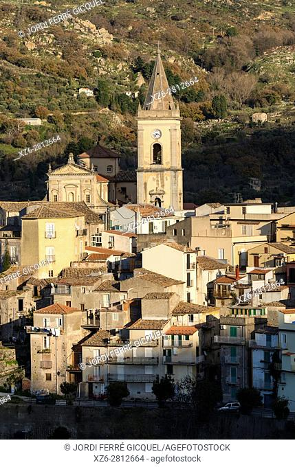 Novara di Sicilia, Province of Messina, Sicily, Italy, Europe