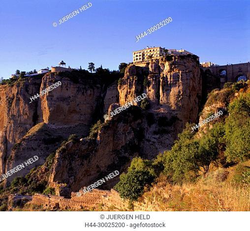 Spain, Andalucia, Ronda, Parador