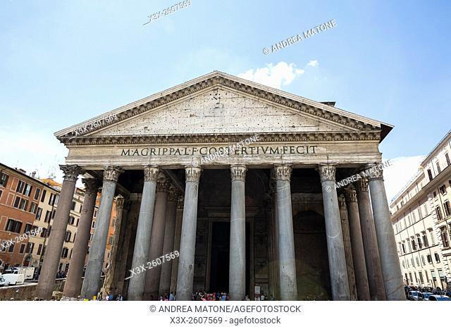 Pantheon. Italy