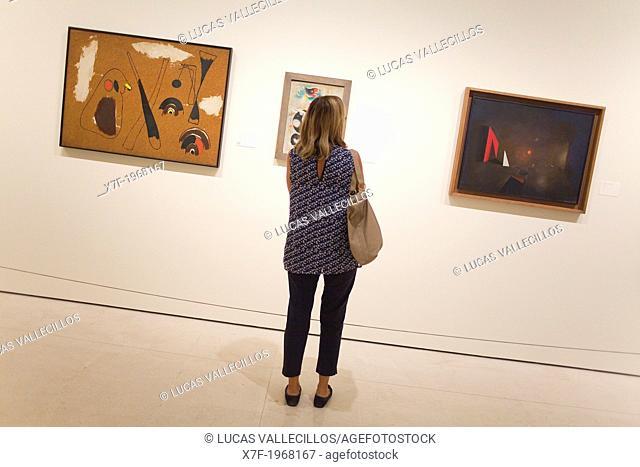 Carmen Thyssen Museum, Malaga, Andalucia, Spain