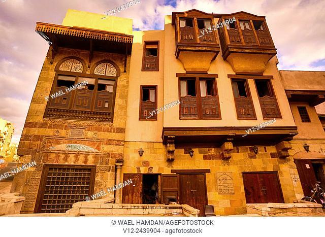Sabil-kuttab of AL Amir Abdullah, islamic quarter Cairo, Egypt