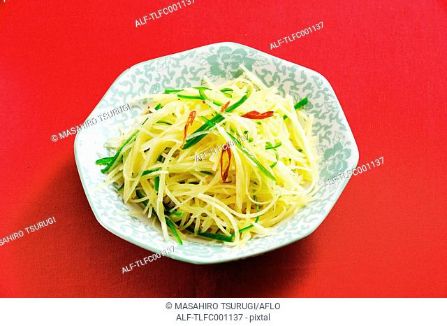 Chinese-style salad