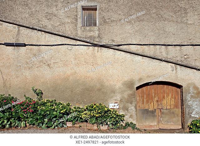 Housing, Maians, Anoia, Catalonia, Spain