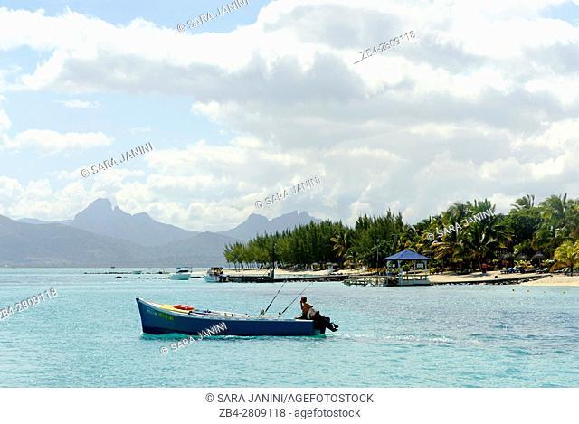 Paradis Hotel & Golf Club, Mauritius, Indian Ocean, Africa