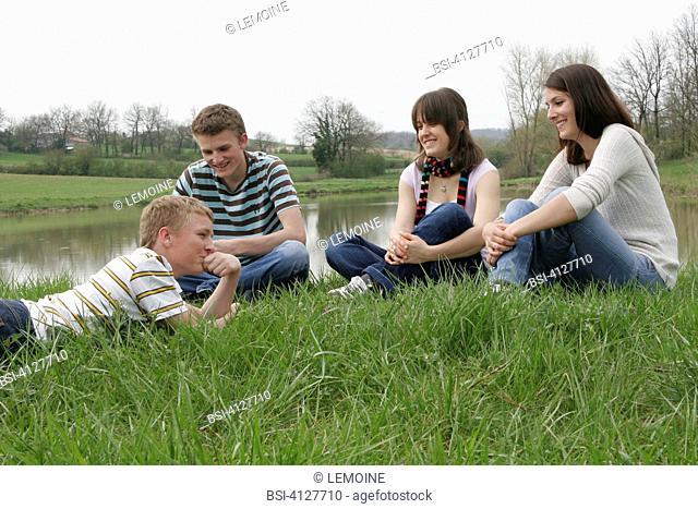ADOLESCENT OUTDOORS